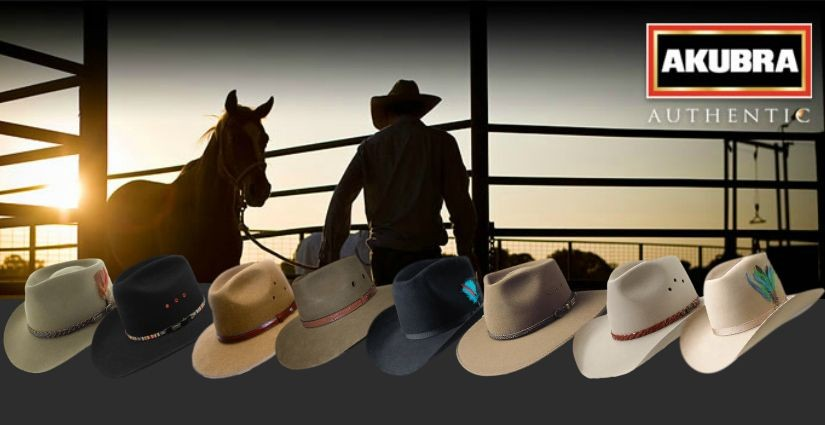 An Akubra for All Occassions – buy online or in store