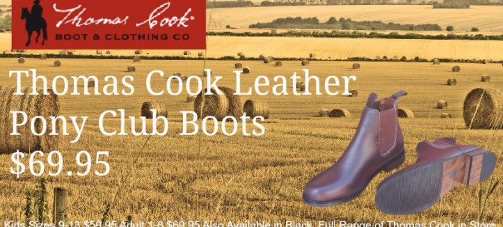 Thomas cook PC Boots Website